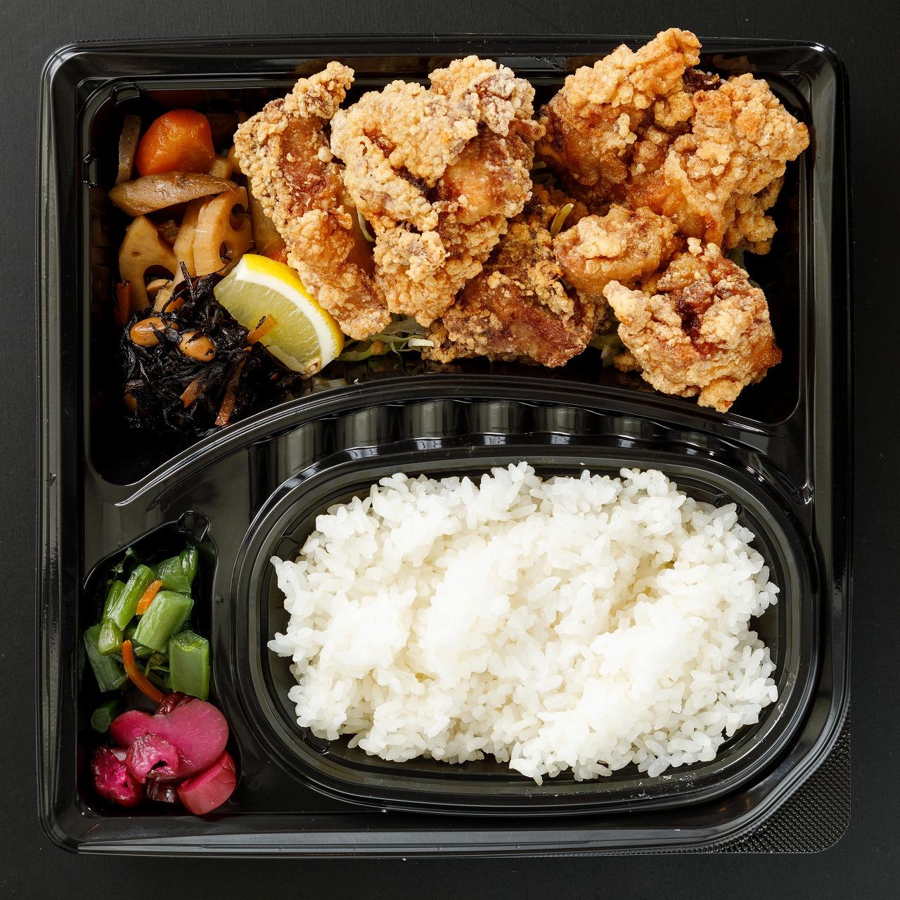 本まぐろと名古屋飯 花かるたの料理写真